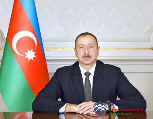 Azərbaycan Prezdentinin Dünya azərbaycanlılarına Bayram təbriki