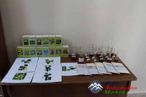 Yerli dərman bitki qarışığı yeni paketlərdə satışa verilib