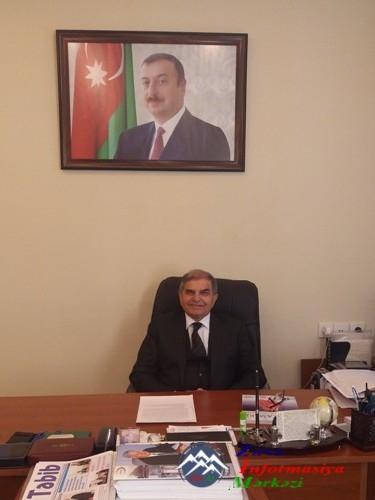 YUBİLEYİNİZ MÜBARƏK, HÖRMƏTLİ PROFESSOR QALİB QARAYEV!..
