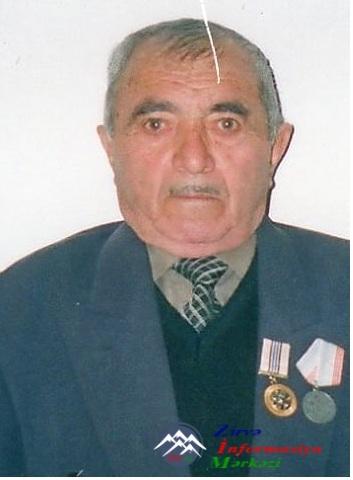 EL AĞSAQQALI ADİL MƏHƏMMƏD OĞLU MUSAYEV (1926)