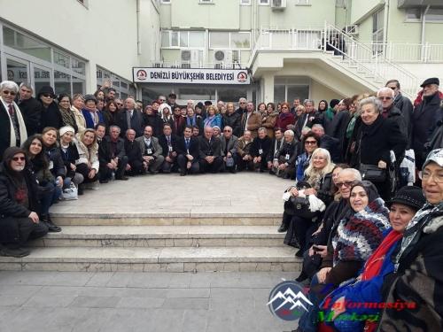 ASKEF 10-cu Beynəlxalq tədbirini Dənizlidə həyata keçirdi