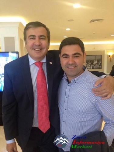 """""""Saakaşvilinin partiyası niyə parçalandı, 21 deputat onu nədən tərk etdi ?"""" ..."""