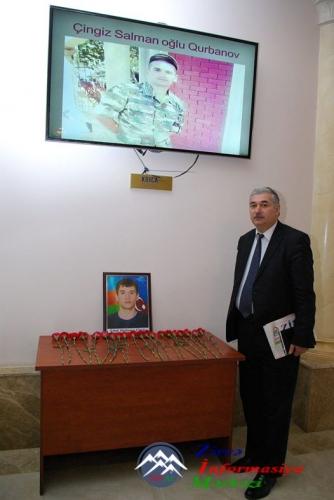 İctimai Şuranın üzvləri və KİV nümayəndələri AzTU-da