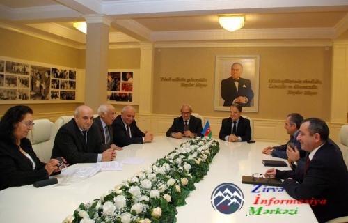 AzTU-da Radiasiya Problemləri İnstitutu ilə əməkdaşlıq müqaviləsi imzalanıb