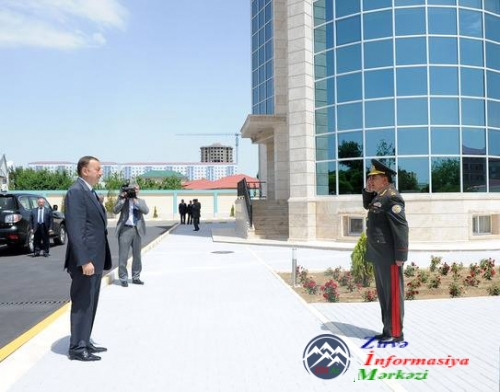 Ş.İ.Abdullayevə general-leytenant hərbi rütbəsinin verilməsi haqqında Azərbaycan Respublikası Prezidentinin Sərəncamı