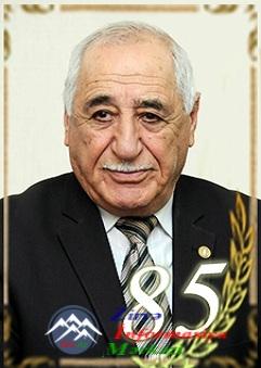 Akademik Məmməd Salmanovun 85 yaşı tamam olur