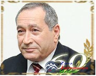 Azərbaycanın görkəmli botanik alimi Tofiq Məmmədovun 60 yaşı tamam olur...