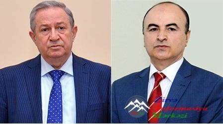 AMEA nümayəndələri Qazaxıstan Respublikası Elmlər Akademiyasının 70 illik y ...