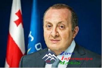 Gürcüstan Prezidenti Giorgi Marqvelaşvili Azərbaycana gələcək