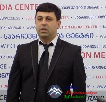 Elmar Həsənov: Gürcüstanın Xocalı soyqırımını tanınmasına siyasi şərait yar ...