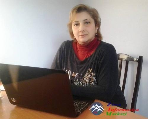 SEVİNC MƏMMƏDOVA (1965):