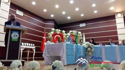 Türkiyənin Bolu şəhərinin Qarabağ parkında Xarıbülbül abidəsinin açılışı olub