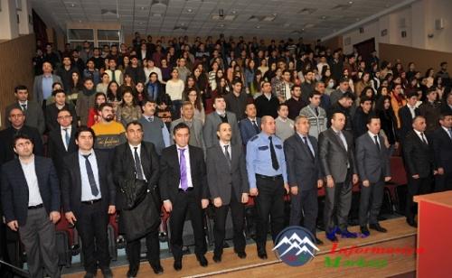 """Yeni yaradılmış Bakı Mühəndislik Universitetində """"Xocalı harayı"""" adlı tədbir keçirilib"""