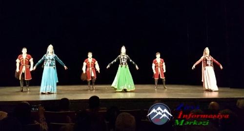 Fransanın Arkaşon şəhərində Azərbaycan günlərinə start verilib