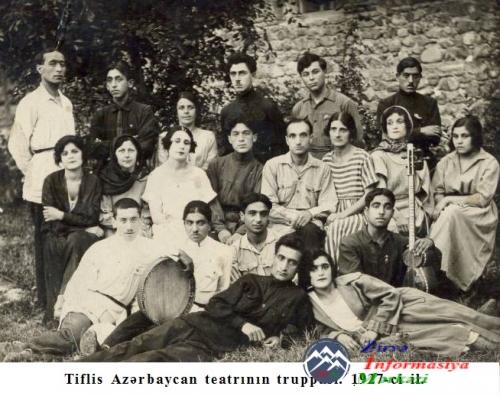 Səhnəmizin fədakar xadimi İbrahim İsfahanlı (1897 - 1967)