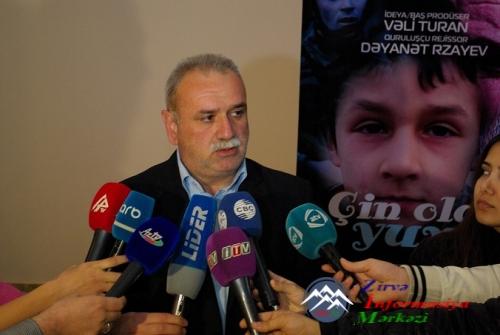 AzTU-da Milli Qəhrəman Çingiz Qurbanov haqqında çəkilən filmin təqdimatı olub
