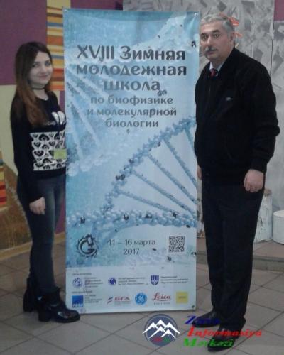 XVIII Зимняя молодежная школа ПИЯФ НИЦ КИ по биофизике и молекулярной биологии