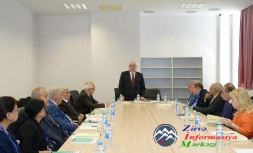 """""""Ağamusa Axundov və Azərbaycan filologiyası"""" mövzusunda beynəlxalq konfransa yekun vurulub"""
