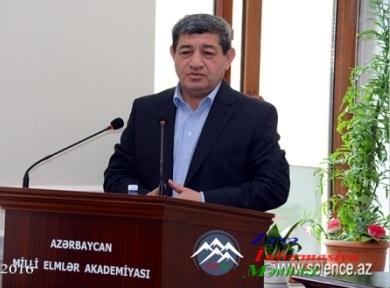Tanınmış türkoloq, görkəmli dilçi-alim və millət vəkili NİZAMİ CƏFƏROV AMEA ...