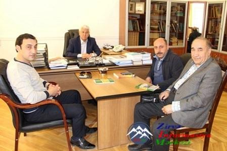 AMEA-nın Folklor İnstitutu Türkiyənin İLESAM təşkilatı ilə əməkdaşlıq edəcək