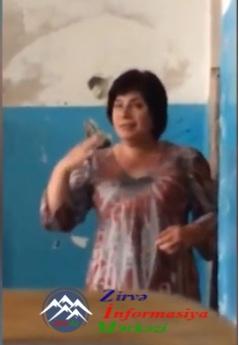 Nana Bakuradze, siz Azərbaycan xalqından ÜZR  İSTƏMƏLİSİNİZ