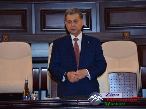 """""""Heydər Əliyev və Azərbaycan mədəniyyəti"""" mövzusunda II Respublika Elmi Kon ..."""