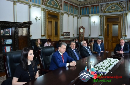 Azərbaycan ilə Bolqarıstan arasında elm sahəsində əməkdaşlığın perspektivləri müzakirə olunub