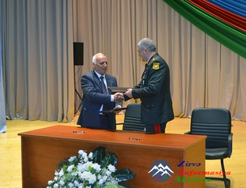 Silahlı Qüvvələrin Hərbi Akademiyası ilə AMEA-nın Tarix İnstitutu arasında  ...