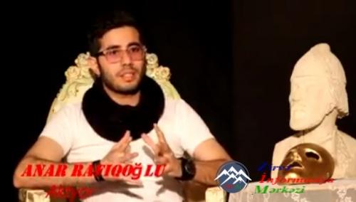 Bir gəncin manifesti - Anar Rafiqoğlu haqqında bilmədikləriniz - Video