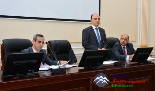 AMEA-da doktorantura və magistratura təhsili ilə bağlı bir sıra cari məsələ ...