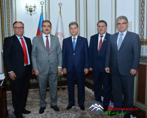 AMEA və Türkiyənin Səlcuq Universiteti arasında anlaşma memorandumu imzalanıb