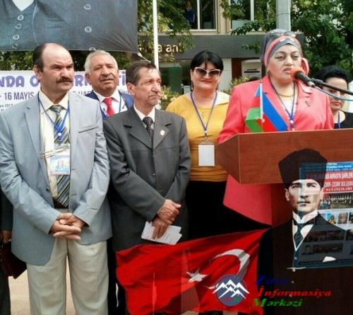 11-13 mayda İzmir-Çeşmədə ASKEFİN sayca 11-ci toplantısı baş tutdu,uğurlar. ...