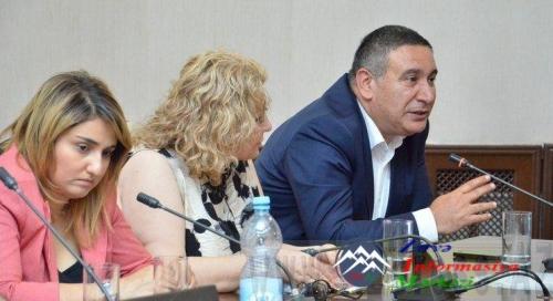 """Şəhid Hicran Zülfiyevə həsr olunmuş """"CƏSUR KƏŞFİYYATÇI"""" filminin təqdimatı keçirilib"""