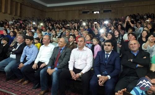 Gürcüstanda yaşayan azərbaycanlıların problemləri diqqət mərkəzindədir