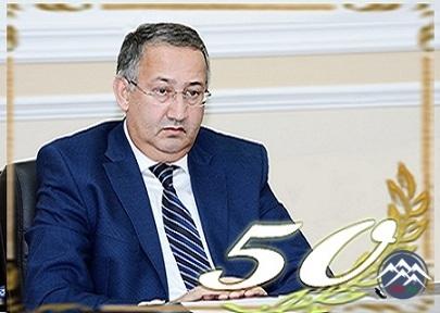 AMEA-nın İşlər İdarəsinin rəisi Fətəli Abdullayevin 50 yaşı tamam olur