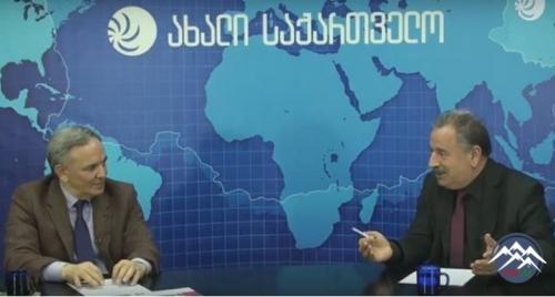 """Mətbuat Şurası: """"Şahismayıl Şəmmədoğlu Gürcüstanda soydaşlarımızın haqq səsini çatdırır"""""""