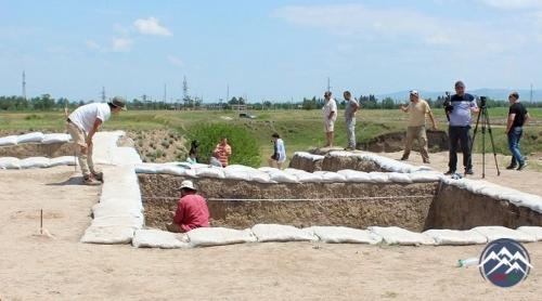 Gürcüstanda azərbaycanlıların yaşadığı ərazidə arxeoloji qazıntılar sona çatıb