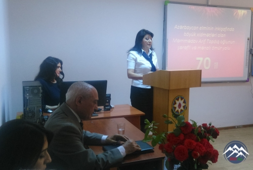 AzTU-da professor Arif Məmmədovun anadan olmasının 70 illiyinə həsr olunmuş elmi-metodiki seminar keçirilib