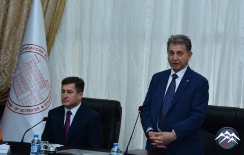 Akademik Həsən Əliyevin anadan olmasının 110 illiyinə həsr olunmuş elmi-pra ...