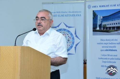"""""""İnnovasiya və texnologiyaların iqtisadi islahatlarda əhəmiyyəti"""" mövzusunda konfrans keçirilib"""