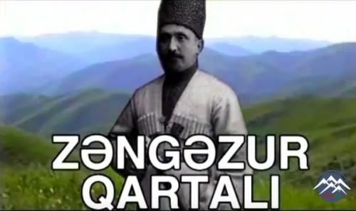 """""""ZƏNGƏZUR QARTALI"""""""