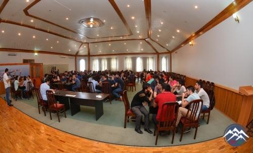 Odlar Yurdu Universitetində İntellekt Mərkəzi yaradılıb