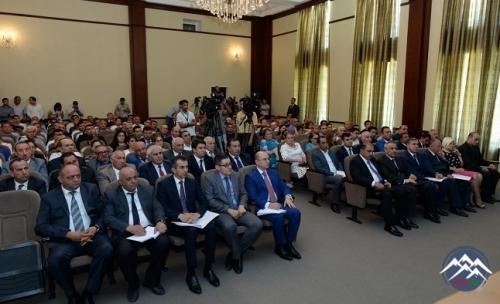 Əli Əhmədov: Azərbaycanda 1,5 milyon insanın iqtisadi fəaliyyəti rəsmiləşdirilib