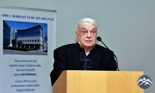 Gürcü aliminin Məhəmməd Füzuliyə həsr olunan kitabı Azərbaycanda nəşr olunub