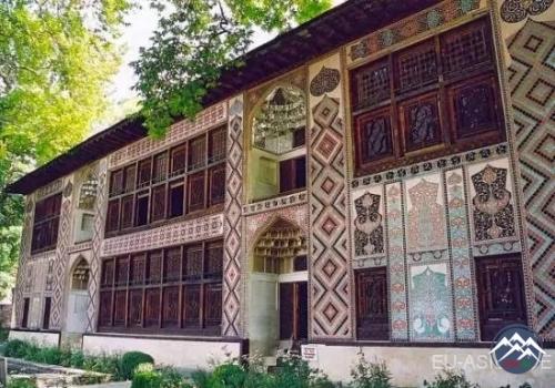 Şəki xan sarayının fəlsəfəsi