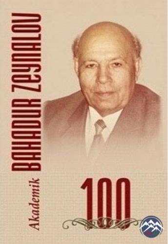 Akademik Bahadur Zeynalova həsr olunan kitab çapdan çıxıb