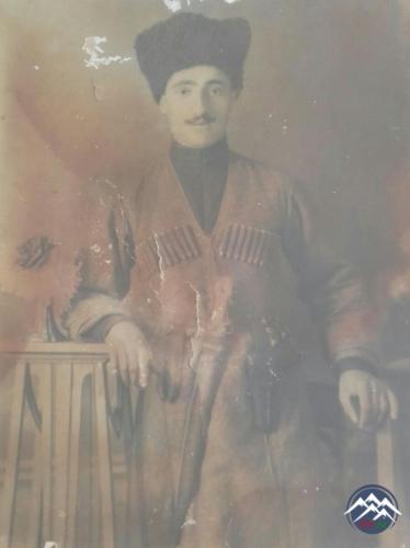 MOLLA NAMAZ (1882-1962)