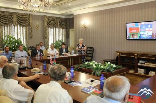 """Tiflisdə """"Azərbaycan-Gürcüstan dostluğu günləri"""" adlı tədbir keçirilib"""