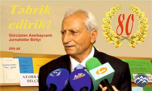 Gürcüstanda görkəmli Azərbaycan alimi, tanınmış türkoloq, professor Mədəd Ç ...