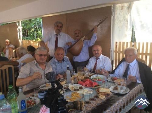 Gürcüstanda görkəmli Azərbaycan alimi, tanınmış türkoloq, professor Mədəd Çovanovun 80 illik yubileyi qeyd olunub